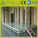 De hoge Harde Pool installeert het AcrylStadium van het Aluminium van het Stadium van het Glas