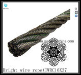 6X37 FC Bright Steel Wire Rope Eips