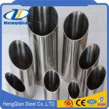 SUS 201 304 316 310S Polissage miroir Tuyau en acier inoxydable sans soudure pour la décoration