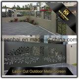 Comitato di alluminio della rete fissa del ferro del giardino del taglio esterno del laser per obbligazione