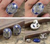 De charme belt Stijl van het Drama van de Mode van de Juwelen van de Manier van Lapis lazuli de Vastgestelde
