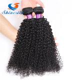 Livraison gratuite Best malaisien des cheveux bouclés profonde de l'armure n°1b Malaysian Virgin sèche