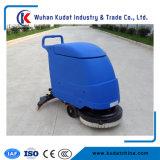 倉庫によって使用される多機能の自動電気床のスクラバー