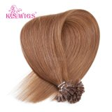 6A Caldo-Sallnig Brazilain Remy, estensione dei capelli umani del Virgin
