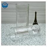 310ml hoogwaardig Loodvrij Gehard glas, de Bestand Dikke Kop Op hoge temperatuur van het Sap van de Bodem, de Kop van de Melk, de Kop van de Drank, Rechte Kop, de Kop van het Bier