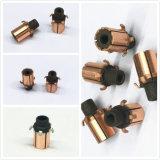 Motor de la industria de la C.C. del alto rendimiento para el conmutador de 5 ganchos de leva
