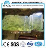 Precio transparente modificado para requisitos particulares del proyecto del restaurante del acuario