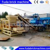 Entièrement automatique machine machine à fabriquer des blocs de béton avec empilage