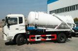 4X2 Dongfeng 가격 12000 리터 진공 하수 오물 흡입 트럭