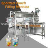 Máquina de enchimento de plástico de bolsa de 150 ml para alimentos para bebés