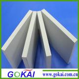 доска PVC 4X8, доска пены PVC Celuka белизны 3mm с 0.5 плотностями