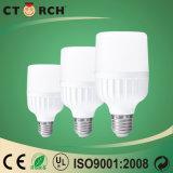 La lampadina della colonna di Ctorch T80 20W il tipo di alluminio lampadina della pressofusione T