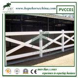 Rete fissa del cavallo della guida trasversale per la rete fissa del PVC