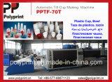 Bestes Qualitätshaustier-Plastikcup, das Maschine (PPTF-70T, herstellt)