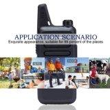 Hot Selling Two Way Radio Lt-316 UHF 400-470 MHz Mini-Handheld 5W Walkie Talkie (noir)