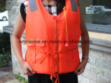 Спасательный жилет/спасательный жилет парка воды сделанный пены PVC для моря