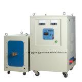 鋼鉄鋼片の熱い鍛造材IGBT制御誘導加熱機械Gys-100ab