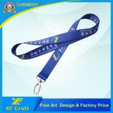 工場価格の昇進または広告のための安くカスタマイズされた絹の印刷のリボン