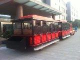 Treno non cingolato della più nuova dei capretti del parco di divertimenti strumentazione esterna del campo da giuoco da vendere