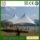 De permanente Paraplu van de Tent van het Strand van de Dekking van het Dak PVDF voor Verkoop