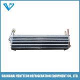 冷水装置の圧縮機の蒸化器およびコンデンサー