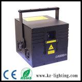 laser programável da multi cor 5W