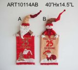 Decorazione domestica Gift-3asst. di festa Santa, del pupazzo di neve e della renna