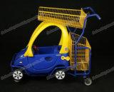 Los niños bebé supermercado Tienda cómodo carrito de compra