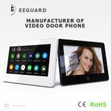 Luxe d'écran tactile 7 pouces de garantie à la maison de porte d'intercom visuel de téléphone