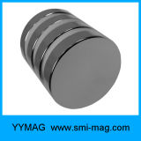 N52 het Neodymium van de Magneten van de Schijf van Plateren van het Nikkel 3/16 X 1/8