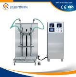 2017 Automatic Oil Washing Filling Capping Machine