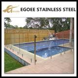 Espita de cristal del acero inoxidable para el balcón y las piscinas