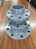 Bride de blanc d'ajustage de précision de pipe de PVC pour l'approvisionnement en eau