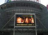 A todo color P8 Media pantalla LED para publicidad exterior