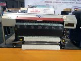 impressora Inkjet do Tingir-Sublimation de Digitas do grande formato das cabeças do dobro 5113 de 1.8m
