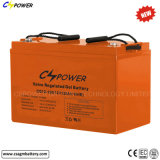 12V 120Ah Deep Cycle solaire rechargeable Batterie Gel