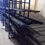 Montagem em mangueira hidráulica macho métrica de aço carbono (10611/10612)