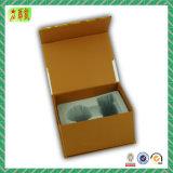 Caixa de presente personalizada para papel de cartão de papelão