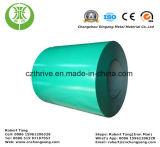 Aluminium résistant de brouillon enduit par couleur pour la porte d'obturateur de rouleau