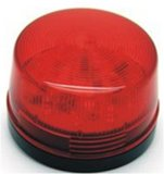 LED Rotating Rotary Strobe Warning Flashing Siren Alarme Light Lamp