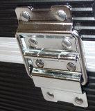 Изготовленный на заказ лидирующую алюминиевую резцовую коробка алюминиевого сплава чемодана можно отрегулировать с коробкой аппаратуры