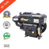 최신 승인되는 SGS를 가진 판매 12HP 물에 의하여 냉각되는 디젤 엔진 (JTZ195)