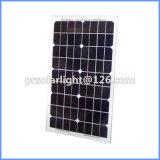 mono risparmio di energia rinnovabile Monocrystalline&#160 di alta efficienza 125W; Solar Comitato