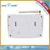 Sistema di obbligazione automatico dell'allarme del Dialer di voce antifurto di GSM