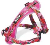 Pet Dog Puppy Harness Soft coloré (hns4003)