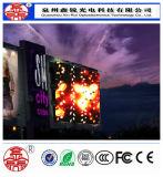 P10 LED 스크린 방수 풀 컬러 전시를 광고하는 높은 비용 효과적인 디지털