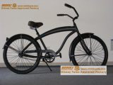 26 '' bicicletta d'acciaio dell'incrociatore della spiaggia di velocità del Mens 7