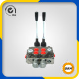 Válvula de controle secional direcional hidráulica de 6 carretéis para o Tipper