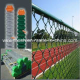 방호벽 또는 철망사 담 또는 체인 연결 담