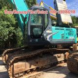 Máquina escavadora hidráulica usada Kobelco Sk350LC-8 de Kobelco 30ton
